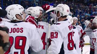 NHL Open Mic:  Round 3 - Elimination games