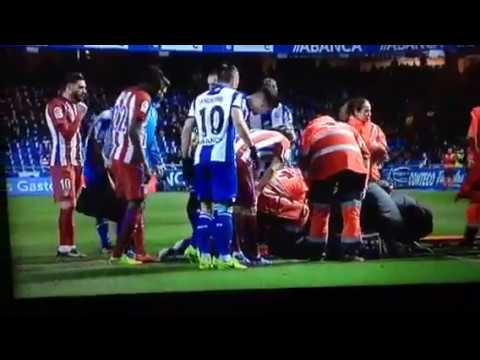 The Worst Football Injuries – Welcome To Chima