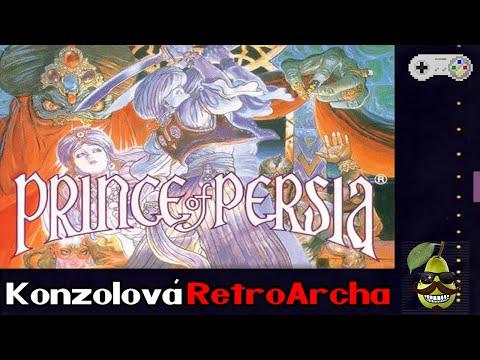  Konzolová RetroArcha  Prince of Persia - 2 hodiny do zkapání princezny