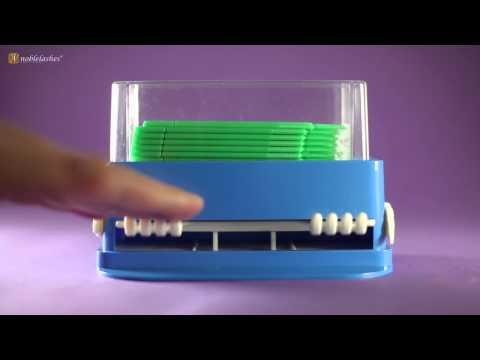 Micro applicatoren Dispenser Wimpernverlängerung
