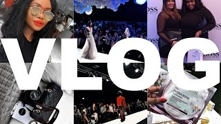 A WEEK IN MY LIFE: MBFWCT17, HUGO BOSS AFTER PARTY, JHB!