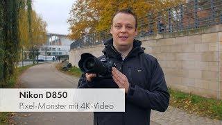 Nikon D850   45-Megapixel-Monster mit 4K-Video im Test [Deutsch]
