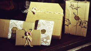 Holiday Tutorial #12: (Gift) Wrap It Up - Mr. Kate's 12 DIYs of the Holidays