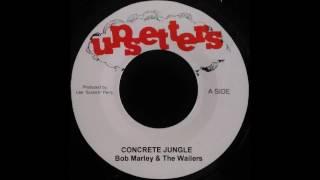 BOB MARLEY & THE WAILERS – Concrete Jungle [1971]