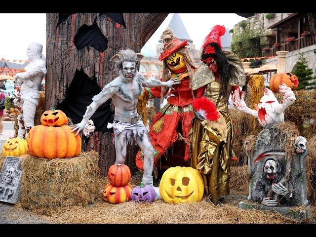 Truyền thuyết về Lễ hội Ma Halloween, Lễ hội Halloween vào ngày nào? [Tin mới Người Nổi Tiếng]