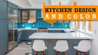 60+ Best Kitchen Design And Color - Ideas For Popular Kitchen Colors