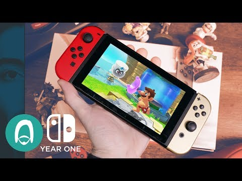 Nintendo Switch 1 Year Later - Still Worth It?