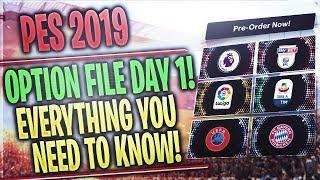 Descargar MP3 de Pes 2019 Option File Xbox One gratis