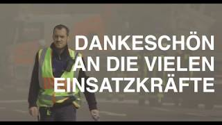 Brand Rheingoldhalle Mainz - Danke An Die Vielen Einsatzkräfte!