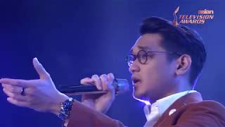 Afgan Stage Performance 22nd Asian Television Awards (