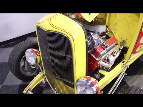 Video of '32 5-Window Coupe - L56A