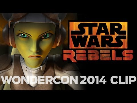 Star Wars: Rebels clip