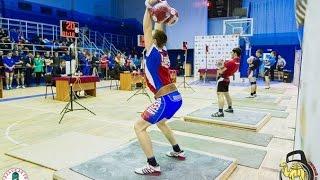 Гиревой спорт-Чемпион рождается в бою/Kettlebell lifting-champion born in battle