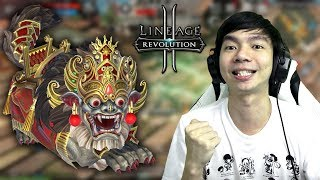 Pet Langka Barong | Lineage 2 Revolution | Indonesia