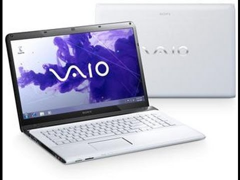 Sony Vaio E Series 17.3'' Unboxing 2012 [HD]