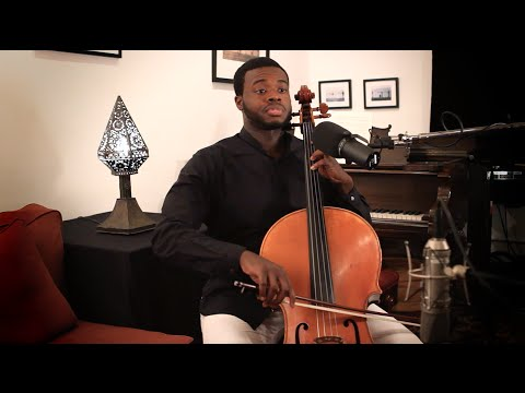 Prelude from Bach Cello Suite No.1 - Kevin