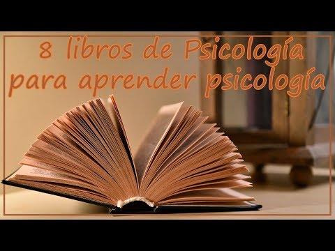 TOP 8 Libros de PSICOLOGÍA para EMPEZAR PSICOLOGÍA