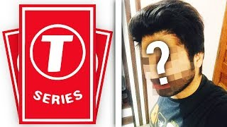 MEETING T-SERIES IN REAL LIFE!