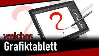 Welches digitale Grafiktablett zum zeichnen kaufen? - der Einstieg ins digitale Zeichnen 01