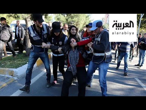 العرب اليوم - شاهد: هكذا تستخدم تركيا القضاء للتنكيل بالخصوم