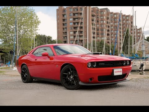 2015 Dodge Challenger 392 Hemi Scat Pack Shaker Review