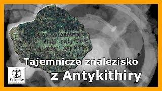 Tajemnicze znalezisko z Antykithiry