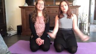 Yoga Challenge Med Ida