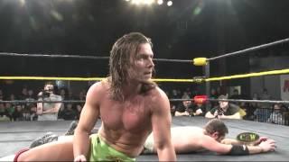 [FREE MATCH] Adam Cole vs Devon Moore | CZWstudios.com | NXT Undisputed Era