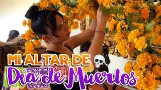 Ángela Aguilar - Mi Vlog #80 Mi altar de día de muertos