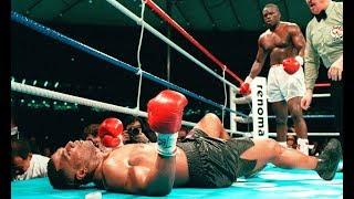 Первые Проигрыши Нокаутом Легенд Бокса