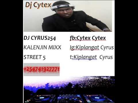 KALENJIN LATEST MIXX 2018 (STREET 5)@DJ CYRUS254