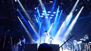 Arcade Fire - Electric Blue @ Madison Square Garden, NY 2017