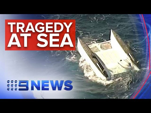 3 people killed after boat overturned off NSW coast | Nine News Australia