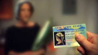 Video kaarten met optische Illusies, Vriendin optische illusie