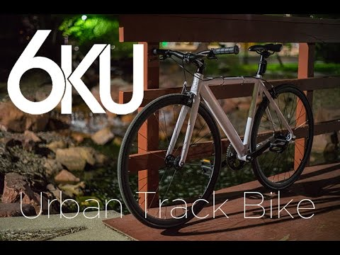 Urban Track Bike by 6KU