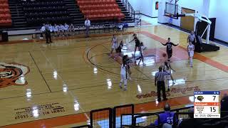 December 12, 2018 Tahlequah Lady Tigers vs. NOAH Jaguars