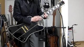 名探偵コナン純黒の悪夢メインテーマギター弾いてみた!!