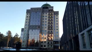 Новый Главный учебный корпус Новосибирского государственного университета