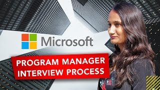 PROGRAM MANAGER @ MICROSOFT ABOUT JOB INTERVIEW