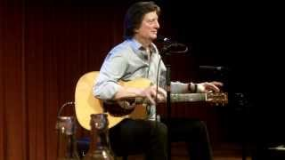 """Chris Smither """"No Love Today"""" @ Meneer Frits Eindhoven 25-11-2013"""