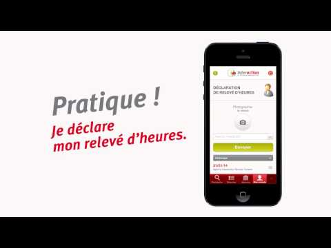 comment declarer interim pole emploi