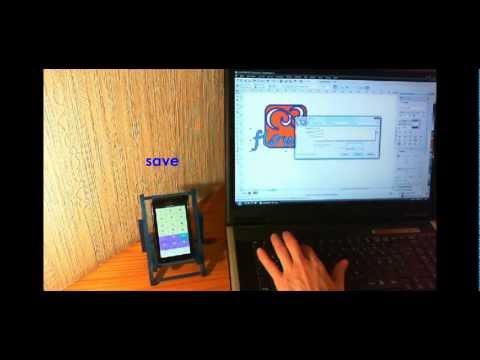 Video of CorelDraw & PhotoPaint Keypad
