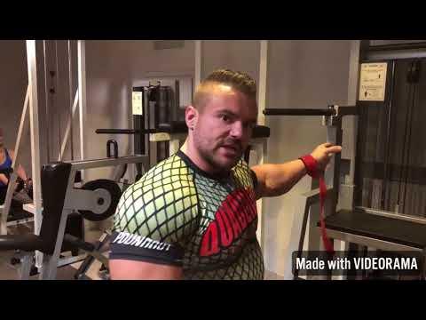 Mięśnie ramion pompować mocniej