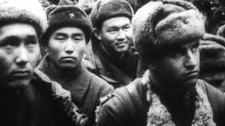 Герои Великой степи Панфиловцы в битве за Москву