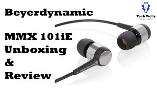 Beyerdynamic MMX 101iE Unboxing & Review