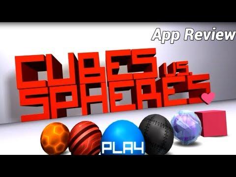 cubes vs spheres androidgamesroom