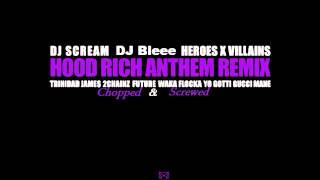 Hood Rich Anthem Remix- Trinidad James 2Chainz Waka Flocka Yo Gotti Gucci Mane