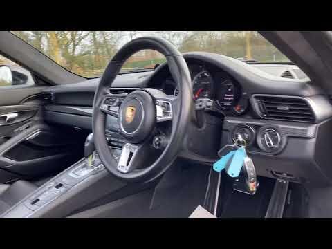 Porsche 991 Gen 2 Turbo S Coupe Video