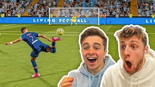 Scoring 1 INCREDIBLE Goal on Every Fifa from 98-21