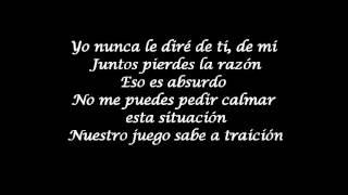 Don Omar ft Glory- La Traicionera (Lyrics)